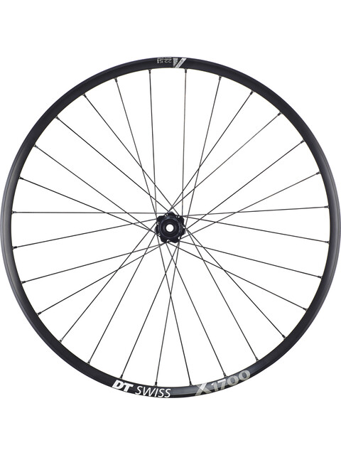 "DT Swiss X 1700 Spline - CL 142/12mm TA 22,5mm 27,5"" negro"